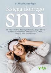 Księga dobrego snu - Nicole Moshfegh   mała okładka
