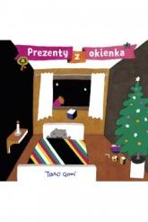 Prezenty z okienka  - Taro Gomi | mała okładka
