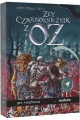 Zły Czarnoksiężnik z Oz  - Jonathan Green | mała okładka