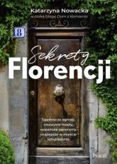 Sekrety Florencji  - Katarzyna Nowacka | mała okładka