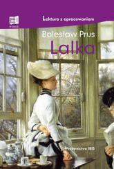 Lalka Lektura z opracowaniem - Bolesław Prus   mała okładka