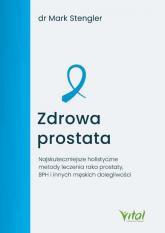 Zdrowa prostata - Mark Stengler   mała okładka