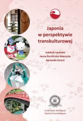 Japonia w perspektywie transkulturowej -  | mała okładka