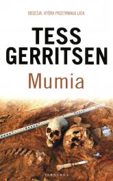 Mumia Tom 7 - Tess Gerritsen | mała okładka