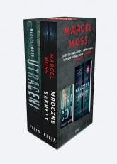 Utraceni Pakiet - Marcel Moss | mała okładka