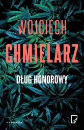 Dług honorowy - Wojciech Chmielarz | mała okładka