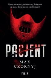 Pacjent - Max Czornyj | mała okładka