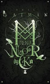 Mitologia nordycka - Neil Gaiman   mała okładka