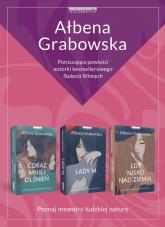 Coraz mniej olśnień / Lady M. / Lot nisko nad ziemią Pakiet - Ałbena Grabowska   mała okładka