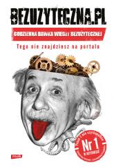 Bezuzyteczna.pl. Codzienna dawka wiedzy bezużytecznej - Marcel Szuplewski, Dawid Tekiela, | mała okładka