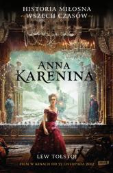 Anna Karenina - Lew Tołstoj  | mała okładka