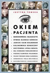 Okiem pacjenta - Justyna Tomska  | mała okładka
