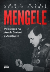 Mengele - John Ware, Gerald Posner | mała okładka