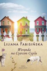 Weranda na Czarcim Cyplu - Liliana Fabisińska | mała okładka
