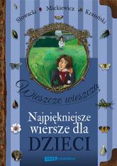 Wieszcze wieszczą. Najpiękniejsze wiersze dla dzieci - Adam Mickiewicz, Zygmunt Krasiński ... | mała okładka