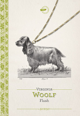 Flush - Virginia Woolf  | mała okładka