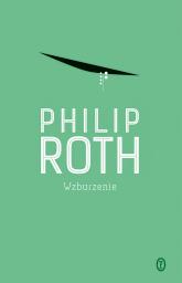 Wzburzenie - Philip Roth | mała okładka