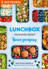 Lunchbox. Nowe przepisy- notes - Malwina Bareła | mała okładka