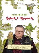 Żabek i Ropuch. Audiobook - Arnold Lobel | mała okładka