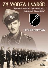 Za wodza i naród - Erwin Bartmann | mała okładka