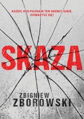 Skaza - Zbigniew Zborowski | mała okładka