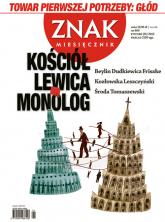 Miesięcznik Znak, numer 680 (styczeń 2012) -  | mała okładka