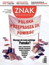 ZNAK 686-687 7-8/2012: Polska przeprasza za powieść -  | mała okładka