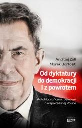 Od dyktatury do demokracji i z powrotem - Bartosik Marek, Zoll Andrzej | mała okładka