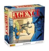 AGENCI – gra planszowa -  | mała okładka