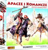 Apacze i Komancze - gra planszowa -  | mała okładka