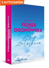 Jeśli zatęsknię - autograf - Anna Fincer - Ogonowska | mała okładka