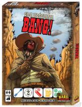 Bang! Gra kościana  - Emiliano Sciarra  | mała okładka