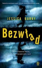 Bezwład - Jessica Barry  | mała okładka