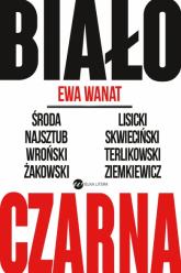 Biało-czarna - Ewa Wanat | mała okładka