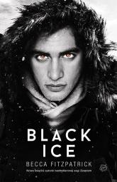 Black Ice - Becca Fitzpatrick | mała okładka