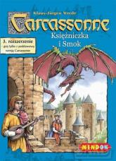 Carcassonne - Księżniczka i Smok - rozszerzenie do gry planszowej - Klaus-Jürgen Wrede | mała okładka
