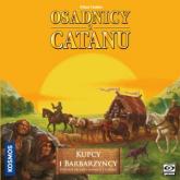 Kupcy i Barbarzyńcy z Catanu - dodatek do gry planszowej - Klaus Teuber  | mała okładka