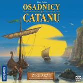 Żeglarze z Catanu - gra planszowa - Klaus Teuber | mała okładka