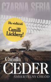 Śmiertelny chłód - Camilla Ceder | mała okładka