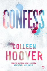 Confess - Colleen Hoover | mała okładka