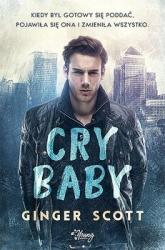 Cry baby - Ginger Scott | mała okładka