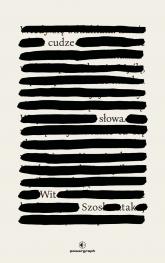 Cudze słowa - Szostak   mała okładka