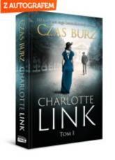 Czas burz - edycja z autografem - Charlotte Link | mała okładka