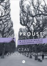 Czas odnaleziony - Marcel Proust | mała okładka
