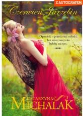 Czerwień jarzębin - Katarzyna Michalak | mała okładka