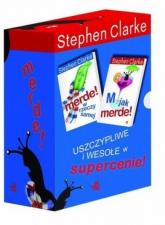 Merde! Pakiet 4 książek - Stephen Clarke | mała okładka