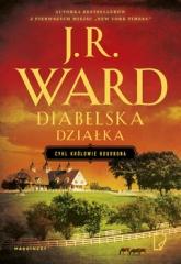 Diabelska działka - J. R. Ward | mała okładka