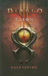 Diablo III: Zakon - Nate Kenyon | mała okładka