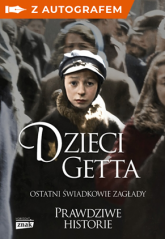 Dzieci Getta z autografem - Magda Łucyan | mała okładka