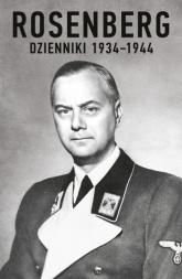 Dzienniki - Alfred Rosenberg | mała okładka